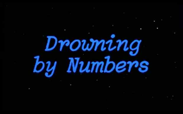 Peter Greenaway - Drowning by Numbers (1988), 8th film watched in 2020