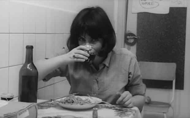 Chantal Akerman - Saute ma ville (1968), 35th film watched in 2020